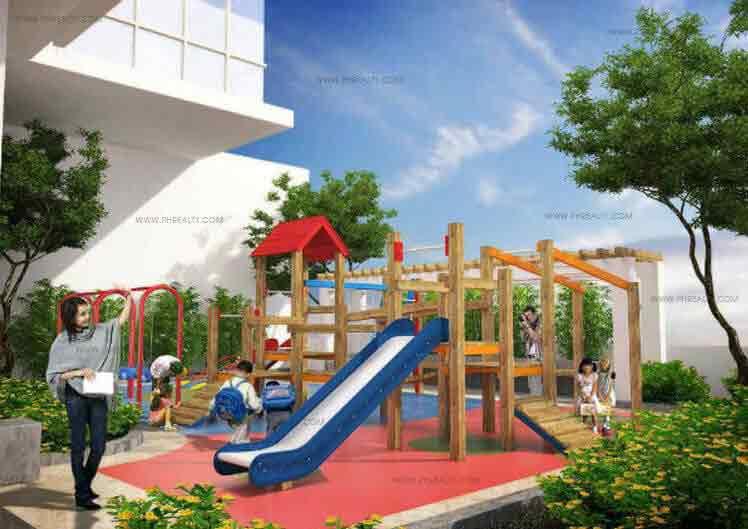 Uptown Ritz Residence - Playground