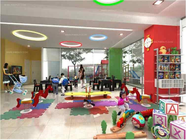 Uptown Ritz Residence - Children's Lounge