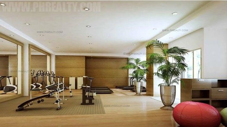Oriental Garden - Gym