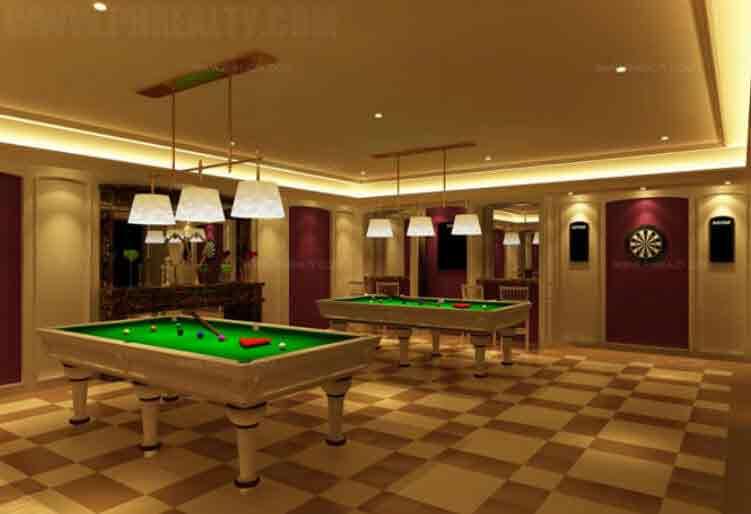 Monarch Parksuites - Biliiard Room