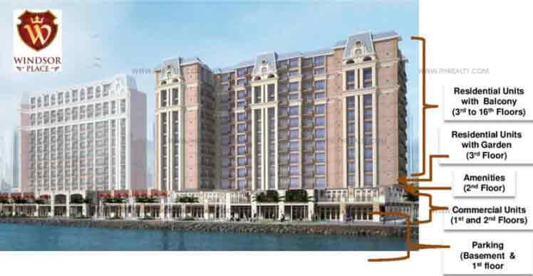 Monarch Parksuites - Building Plans