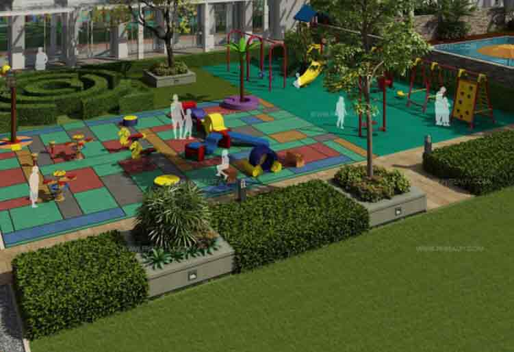 Monarch Parksuites - Children's Playground