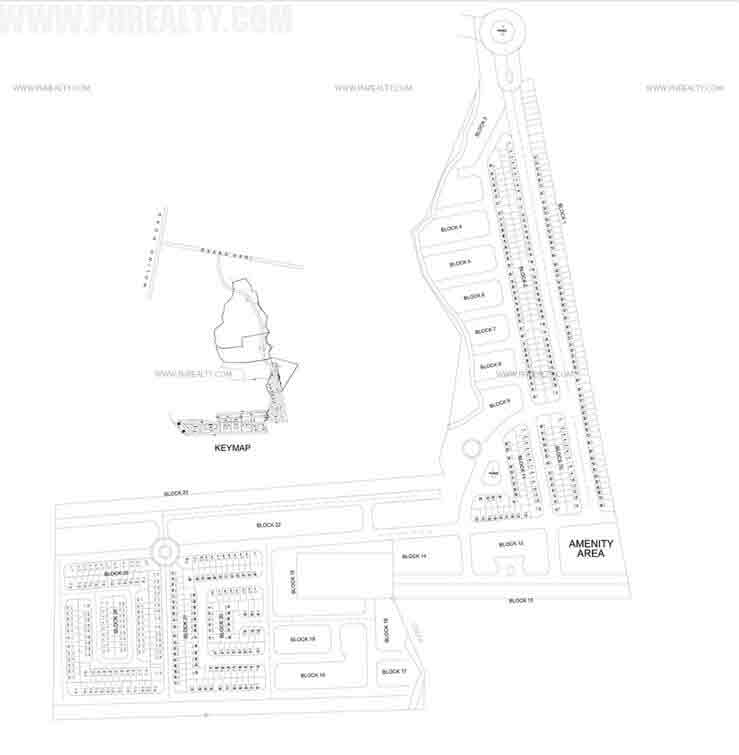 Lessandra Heights - Site Development Plan