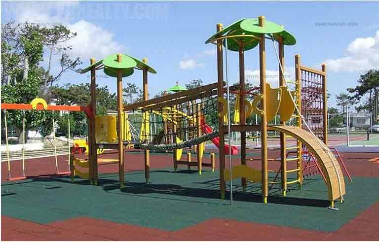 Oriental Place - children play ground