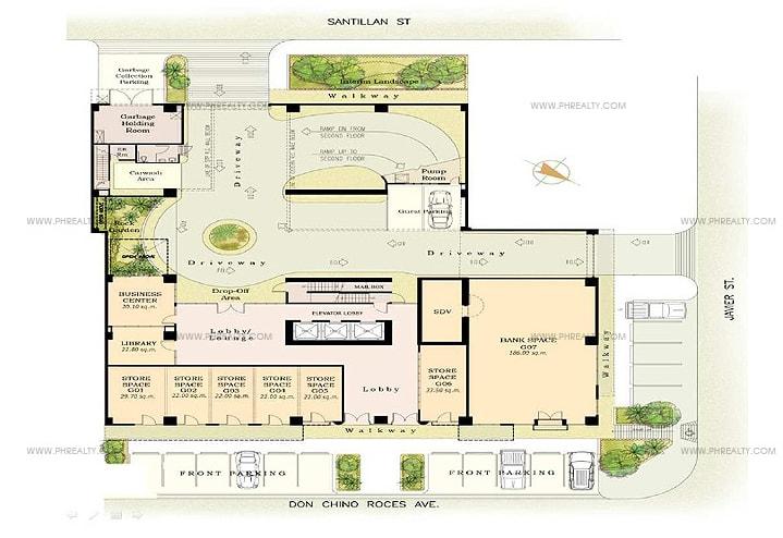 Oriental Place - Ground Floor