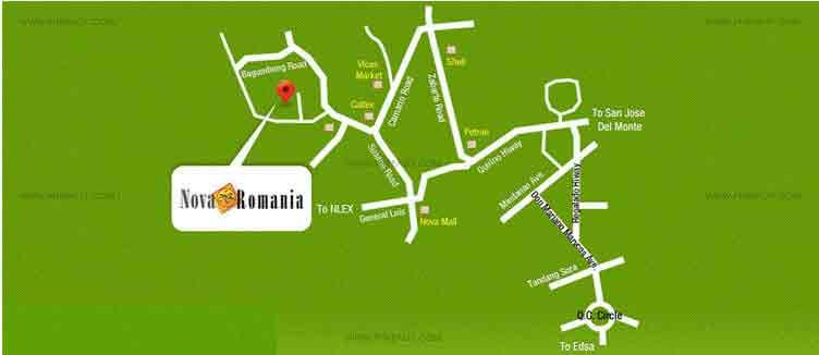Camella Alora - Location & Vicinity