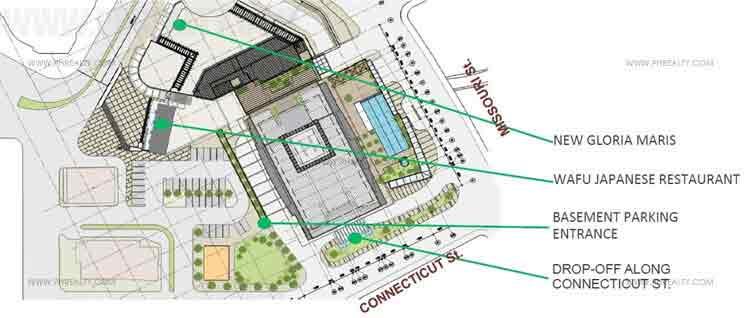 Arezzo Place - Site Development