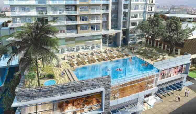 Arezzo Place - Swimming Pool