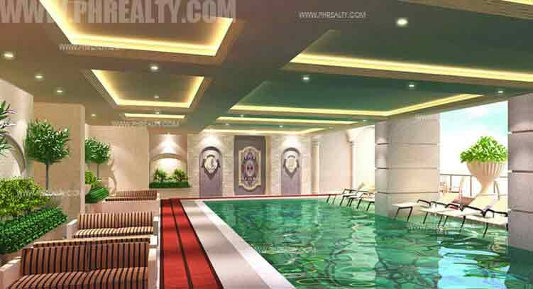 Admiral Baysuites - Pool Area