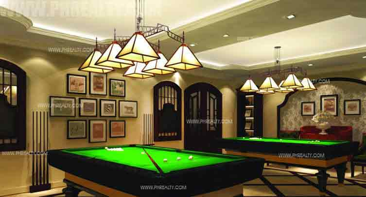 Admiral Baysuites - Billiard Room