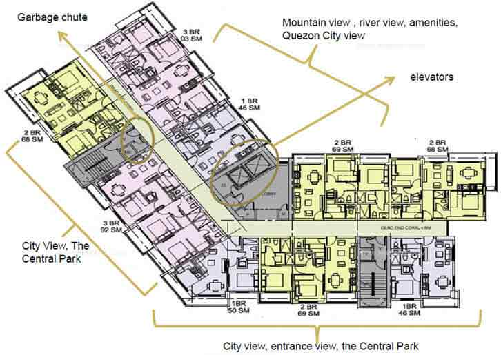 Seville Residences - Typical Floor Plan