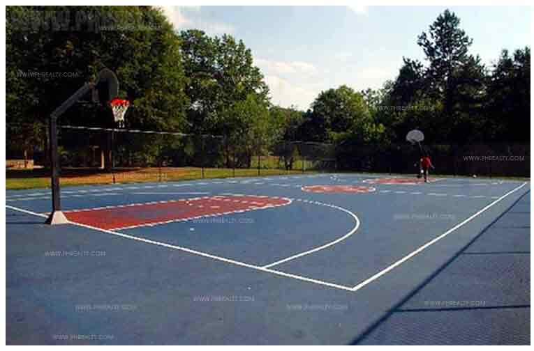 NuVista San Jose - Basketball Court