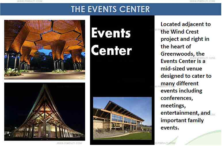 Wind Crest - The Events Center