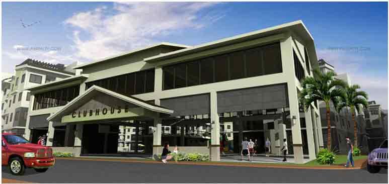 San Jose Residencias - Clubhouse