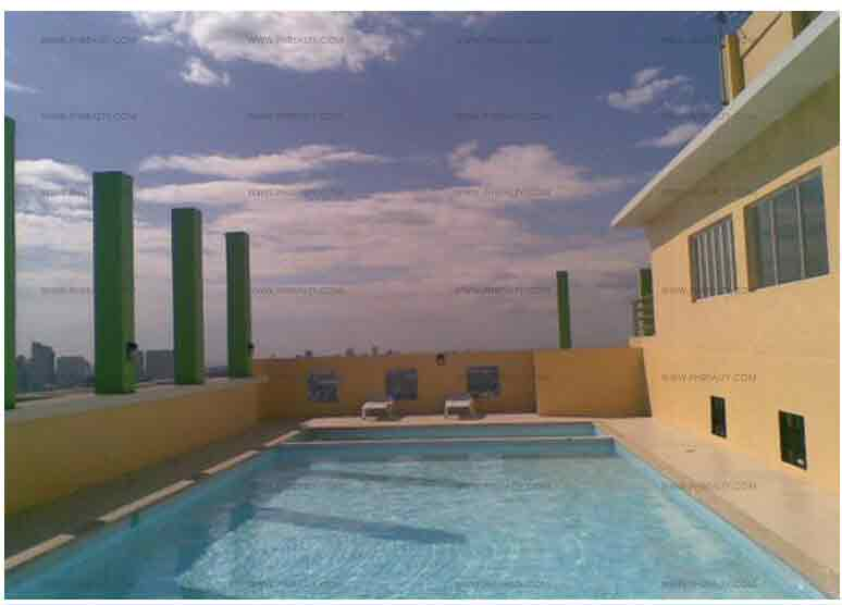 Makati Executive Tower III - Swimming Pool