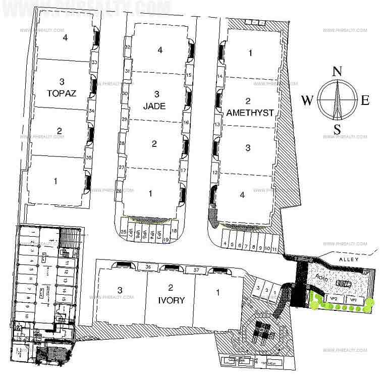 East Residences - Building Plans