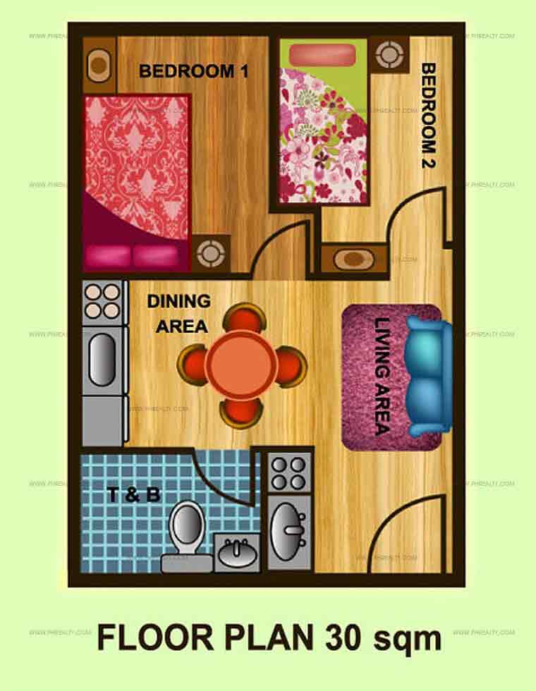 East Residences - Floor Plan