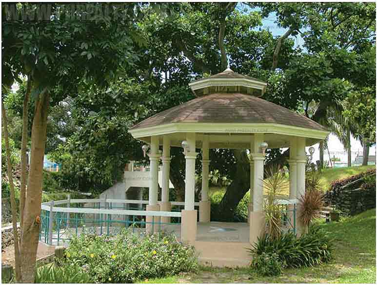 The Olive Place - Gazebo
