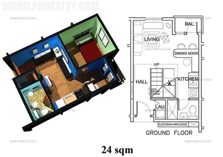 One Metropolitan Place Condominium In Malibay Pasay
