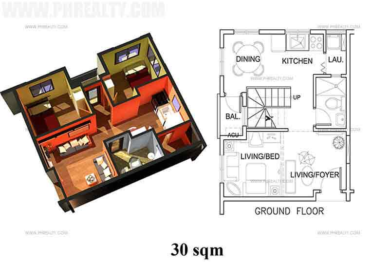 One Metropolitan Place - Ground Floor