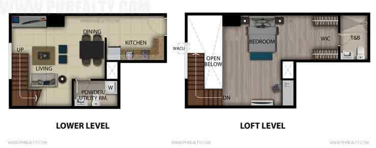 San Antonio Residences - Executives Studio Loft Unit A, L