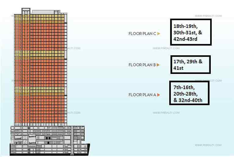 Times Square West - Building Plans