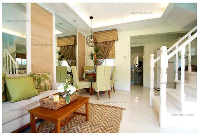 Tagaytay Prime Residences - Living and Dining Area