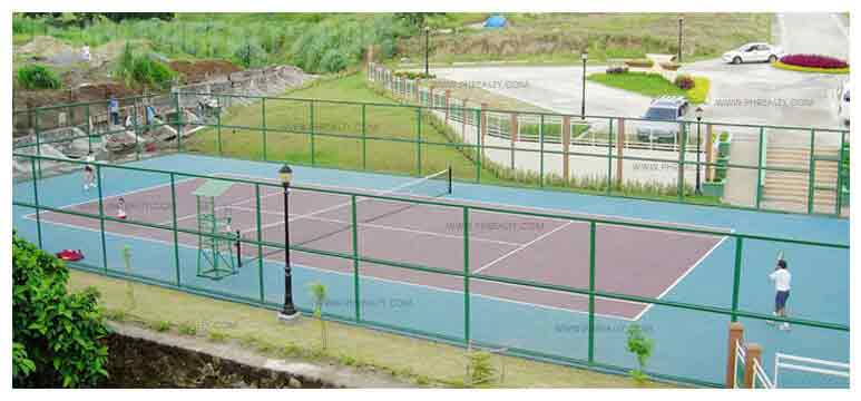 Parkview Ridge - Tennis Court