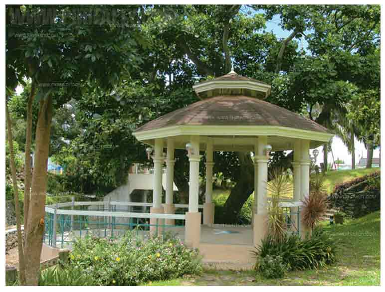 Norfolk Ridge - Gazebo