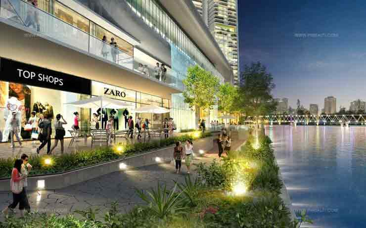 Acqua Private Residences - Riverside Walk