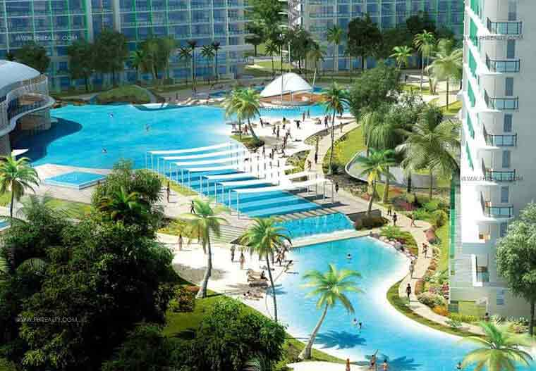 Azure Urban Resort Residences - Man Made Beach