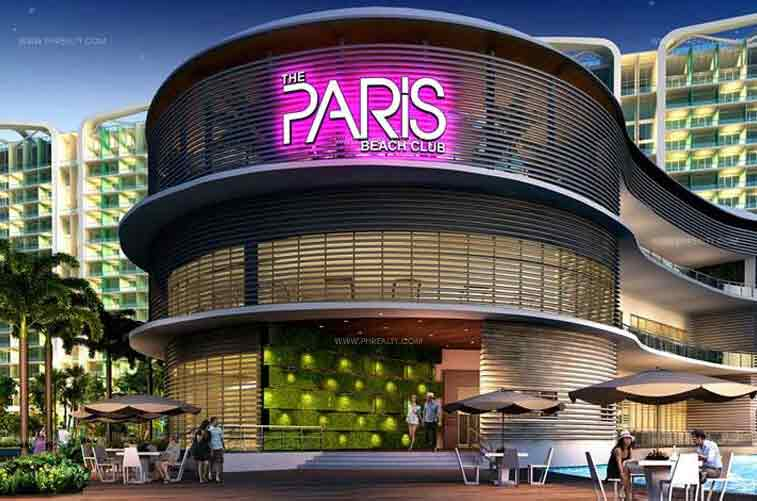 Azure Urban Resort Residences - Paris Beach Club