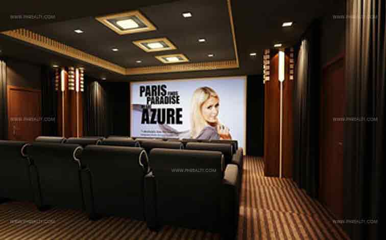 Azure Urban Resort Residences - Theater Room