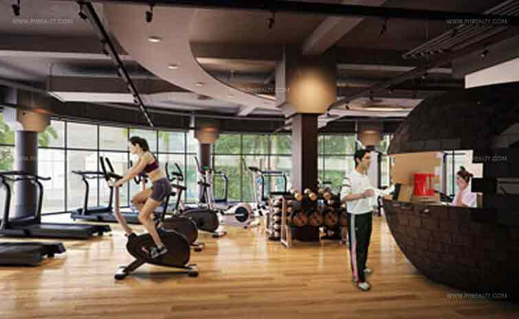 Azure Urban Resort Residences - Fitness Center