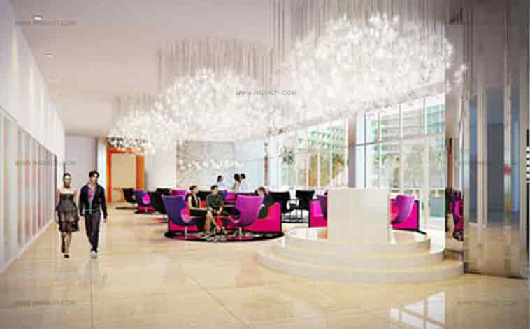 Azure Urban Resort Residences - Lobby