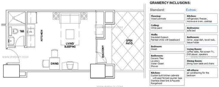 Gramercy - Studio