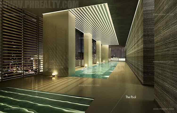 Century Spire - The Pool