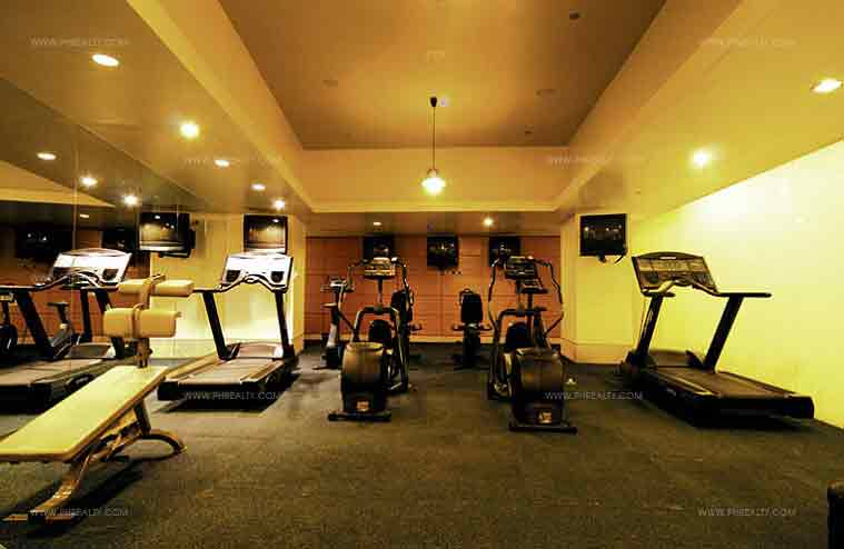 Knightsbridge Residences - Gym