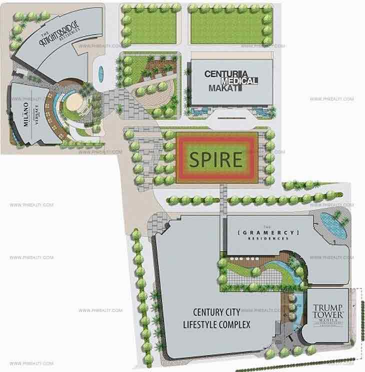 Gramercy - Site Development Plan
