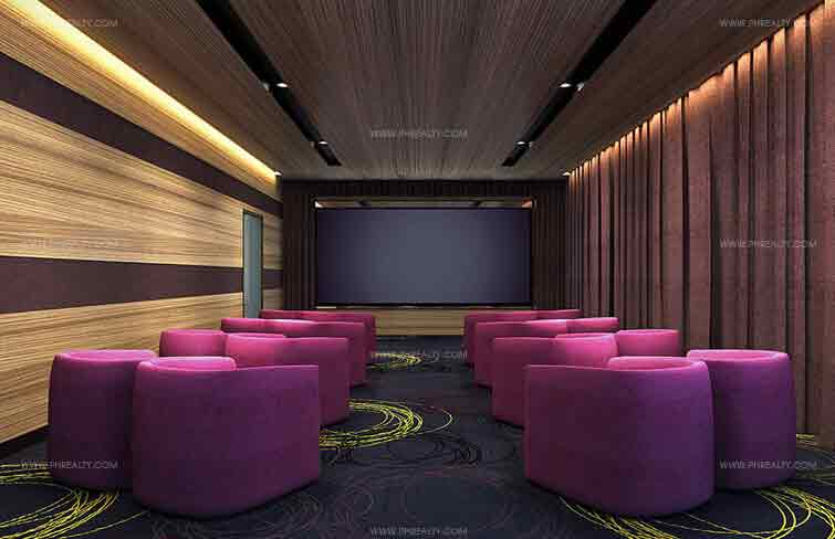 Commonwealth By Century - Theatre Room