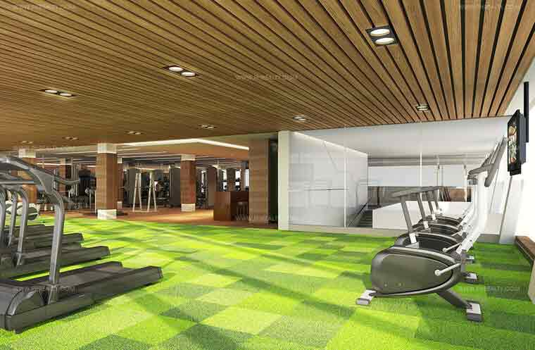 Commonwealth By Century - Fitness Gym