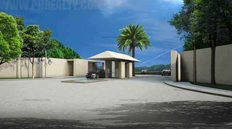Bel Air Residences - Entrance Gate