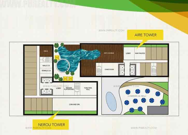 Elements Residences - Site Development / Building Plan
