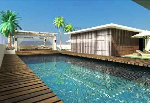 Elements Residences - Sky Pool