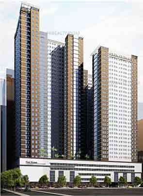 First Homes Makati - Building Plans