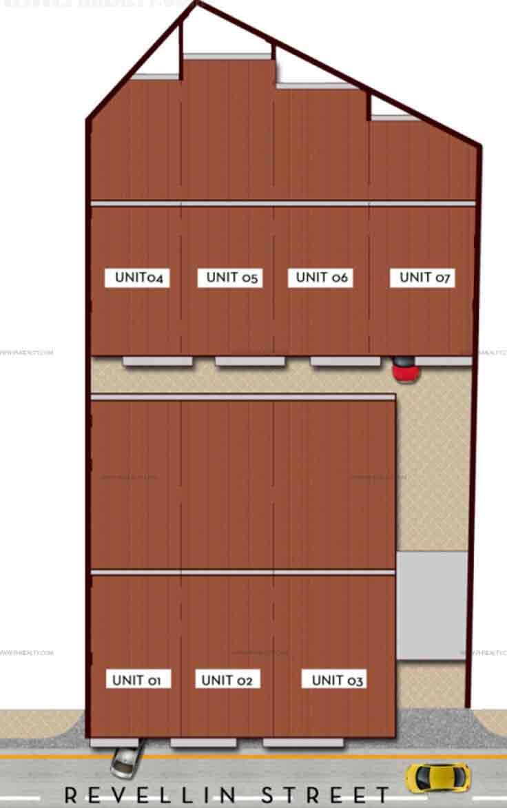 Revellin Townhomes II - Site Development Plan
