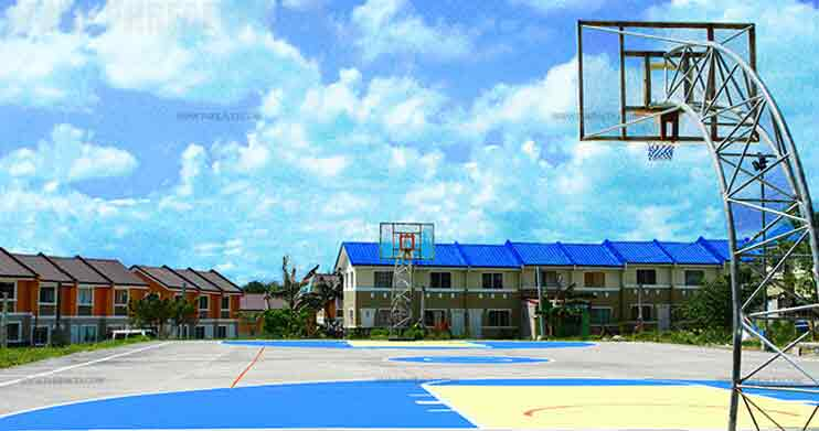 Alta Tierra Homes - Basketball Court