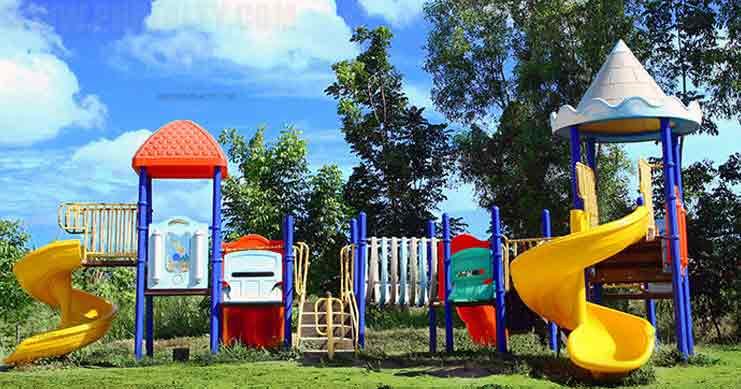 Alta Tierra Homes - Playground