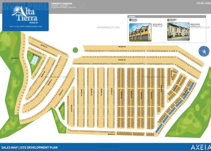 Alta Tierra Homes - Site Development Plan