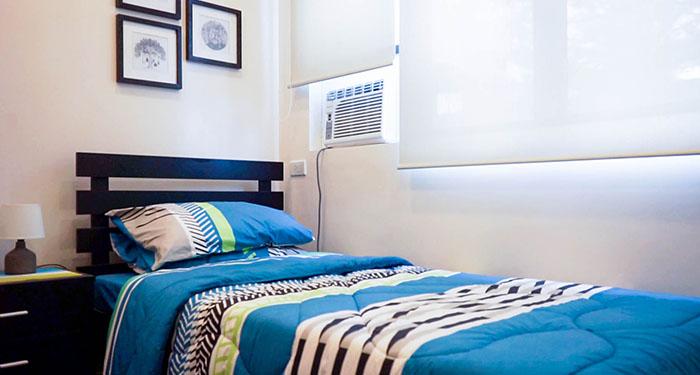 55 Kalayaan Suites - Bedroom